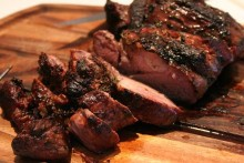 Lamb on the BBQ featured image
