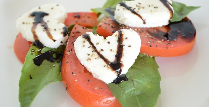 Cheesey heart starter featured image