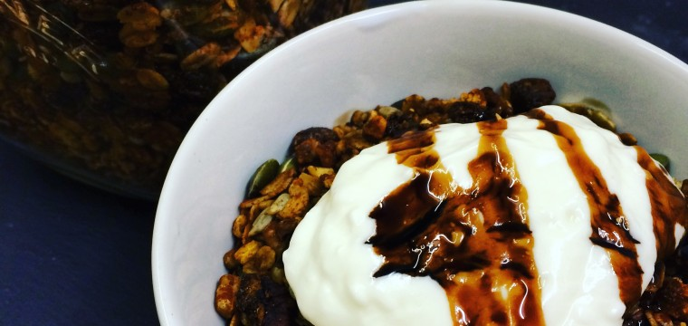 Deliciously Ella's granola with a twist featured image