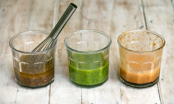 Olive and tomato dressing featured image