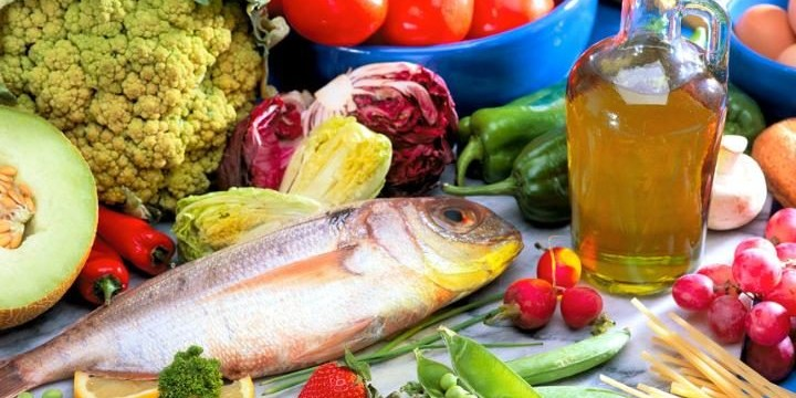 The Health Benefits of a Mediterranean Diet: IN THE NEWS featured image