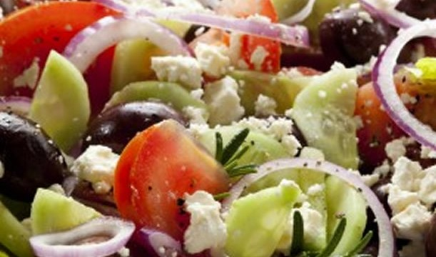 Feta salad featured image