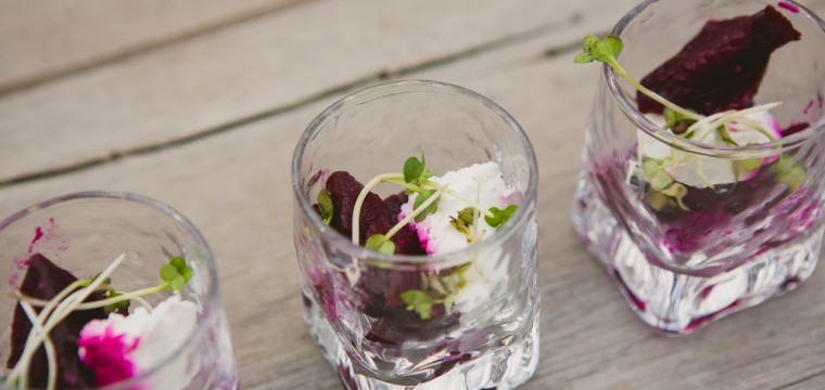 Goats cheese beetroot featured image