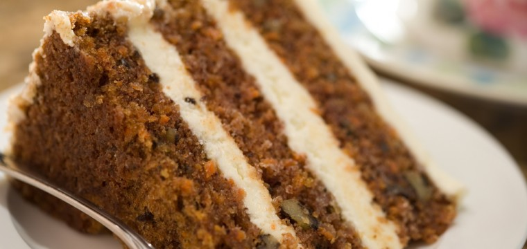 Olive oil carrot cake featured image