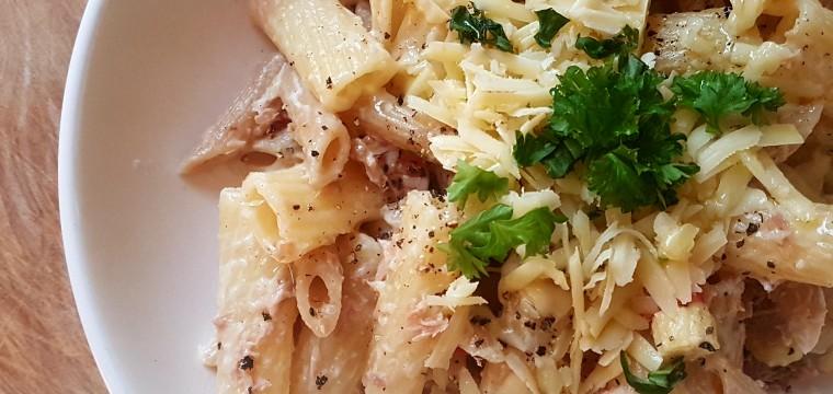 Easy Peasy Pasta! featured image