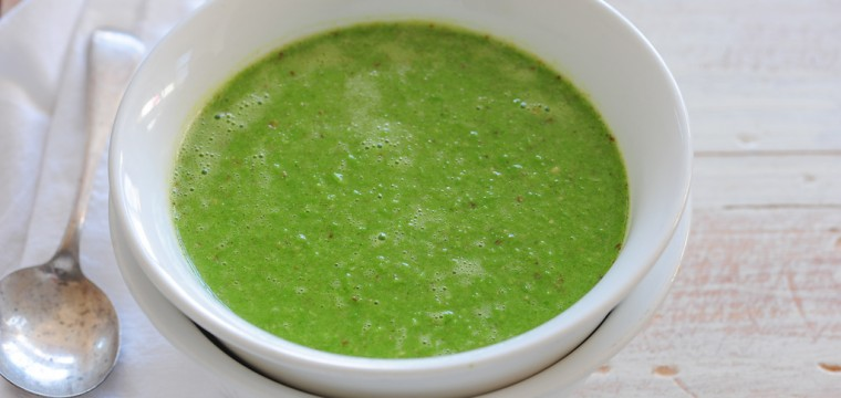 Witches' brew (Pea soup) featured image