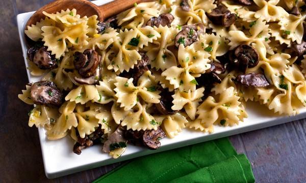 Mushroom Pasta Salad featured image