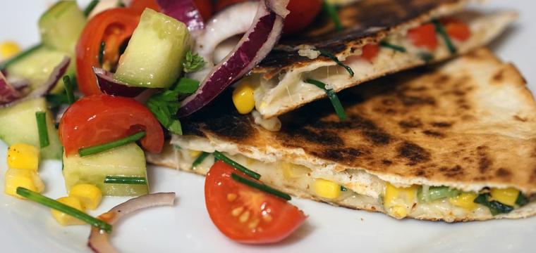 Chicken Quesadillas featured image