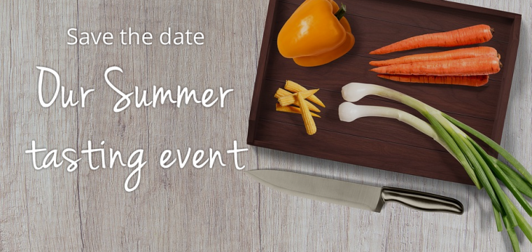 Summer Tasting Event featured image