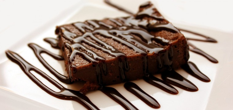 Chocolate Cake with a twist featured image