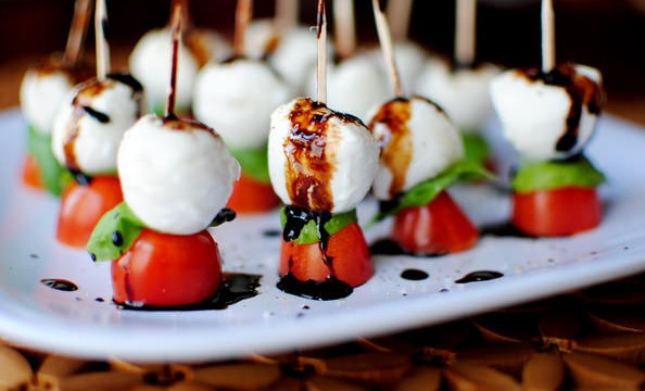 Caprese Bites featured image