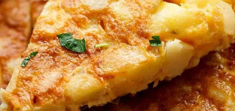 Spanish Omelette featured image