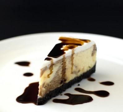 Easy vanilla cheesecake featured image