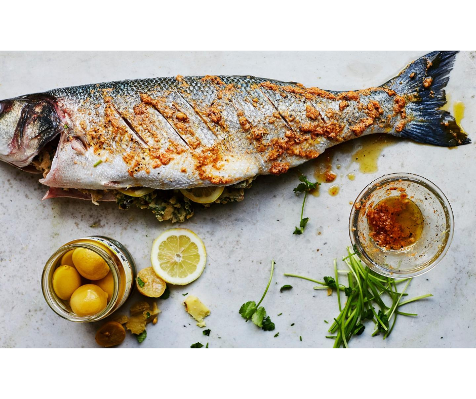 Moroccan sea bass featured image