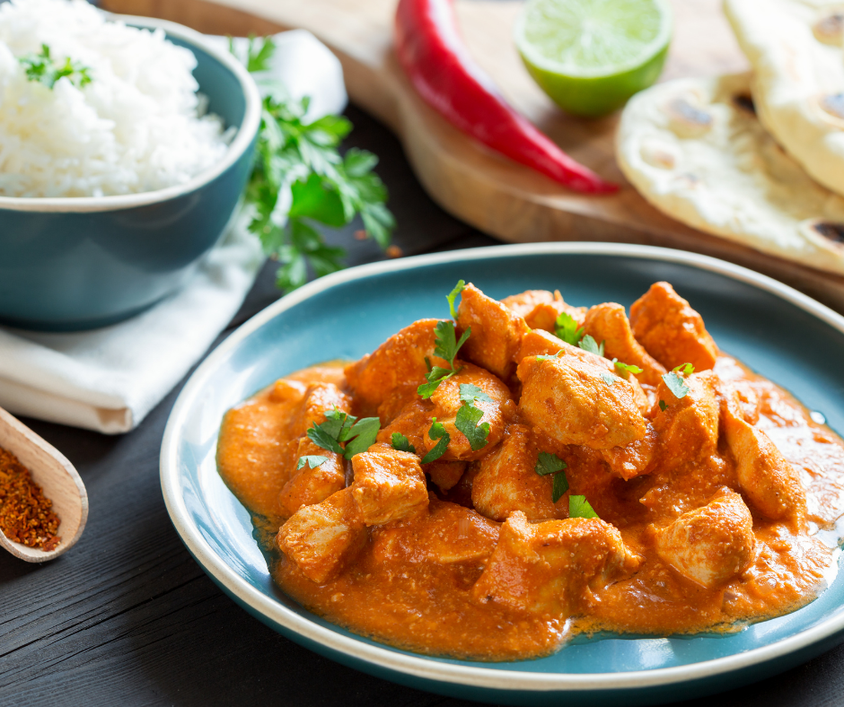 Slow Cooker Chicken Curry featured image