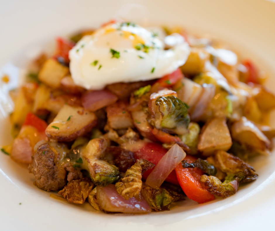 Steak and Eggs hash featured image
